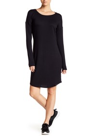 Skechers Skechluxe Long Sleeve Dress (Regular & Pl