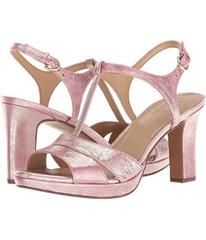 Naturalizer Pink Metallic Dust Leather