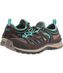 Keen Mulch/Blue Turquoise