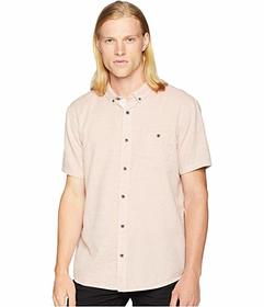 Quiksilver Waterfall Short Sleeve Shirt