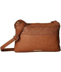 Rampage Lasercut Double Gusset Crossbody