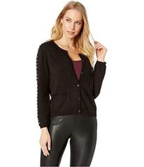 Juicy Couture Dome Stud Embellished Cardigan