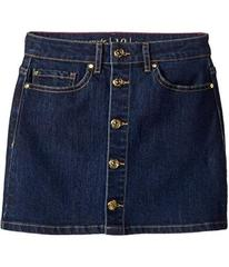 Kate Spade New York Mini Skirt in Denim Indigo (Bi