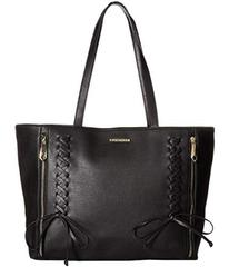 Rampage Corset Laced Tote