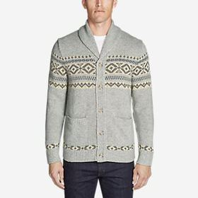 Men's Snowbridge Cardigan