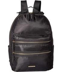 Rampage Nylon Exposed Zipper Backpack