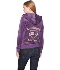 Juicy Couture Track Velour Home Team Robertson Jac