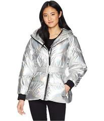 7 For All Mankind Hooded Down Puffer