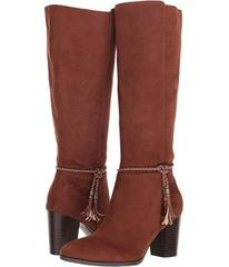 A2 by Aerosoles Mid Brown Fabric