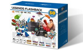 Legends Flashback Boom Console with 50 Games