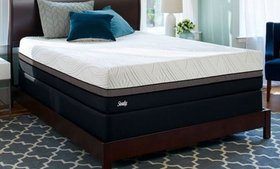 "Sealy Conform Premium 12.5"" Firm Mattress. Free Wh"
