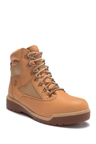 Timberland 6 IN Waterproof Leather Boot (Little Ki