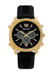 Kenneth Cole Reaction Men's Synthetic Leather Stra