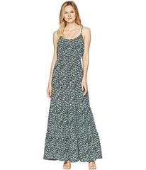 MICHAEL Michael Kors Sleeveless Tiered Maxi Dress