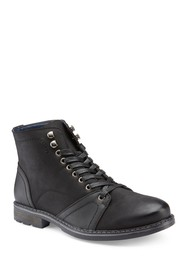 Reserved Footwear Colorblock Mid Boot