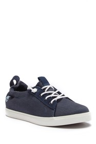 Timberland Newport Bay Canvas Lace-Up Sneaker