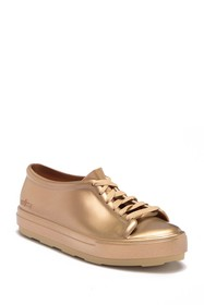 Melissa Be Shine Lace-Up Sneaker
