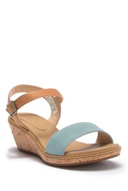 Timberland Whittier Cork Wedge Sandal