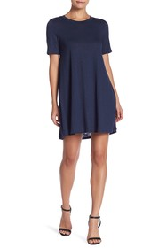 BCBGeneration A-Line Yoke Dress