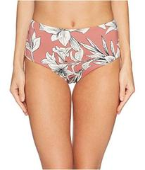 Roxy Printed Softly Love Ful Reversible Mid-Waist