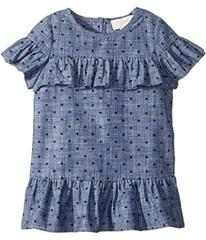 Kate Spade New York Ruffle Dress (Infant)