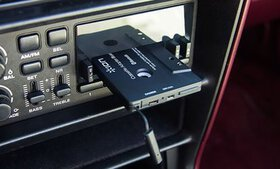 ION Cassette Adapter and Bluetooth Music Receiver