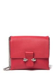 Alexander McQueen Leather Shoulder Bag