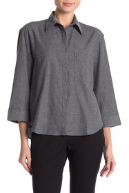 JARBO 3/4 Length Sleeve Shirt
