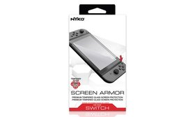 Nyko Screen Armor for Nintendo Switch (1- or 2-Pac