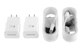 Samsung Fast Adaptive Charger Original 2 Pack with