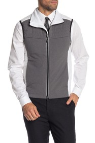 BOSS Vhero Colorblock Lightweight Vest
