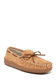 Minnetonka Tory Traditional Trapper Faux Fur Lined