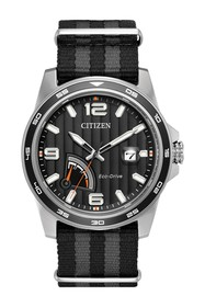 Citizen Men's Standard Nylon Eco-Drive Watch