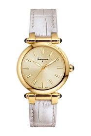 Salvatore Ferragamo Women's Idillio Swiss Quartz C