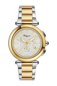 Salvatore Ferragamo Men's Idillio Swiss Quartz Two