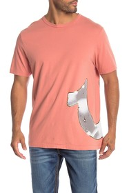 True Religion Chromed Out Graphic Tee
