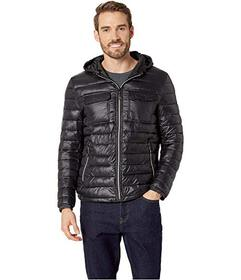 Kenneth Cole New York Double Chest Pocket Puffer w