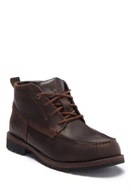 Timberland Grantly Moc Toe Leather Chukka Boot