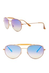 Ray-Ban Phantos 53mm Sunglasses