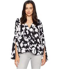 Kenneth Cole New York Soft Focus Floral Black