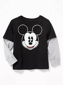 Disney&#169 Mickey Mouse 2-in-1 Tee for Toddler Bo