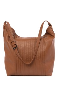 Kooba Nova Scotia Leather Hobo Bag