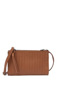Kooba Nova Scotia Leather Mini Crossbody Bag