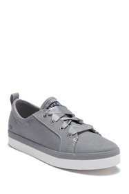 Sperry Crest Vibe Canvas Sneaker (Little Kid & Big