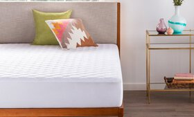 Linenspa Quilted Waterproof Mattress Pad