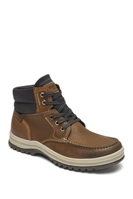 Rockport World Explorer Moc Toe Boot (Wide Width A