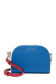 Marc Jacobs Playback Colorblocked Leather Crossbod