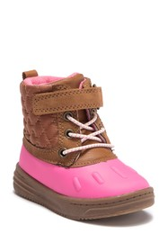 Carter's Bay 2 Quilted Duck Boot (Toddler & Little