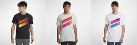 Hurley Premium Icon Slash Gradient
