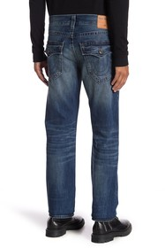 True Religion Geno Flap Pocket Relaxed Slim Jeans